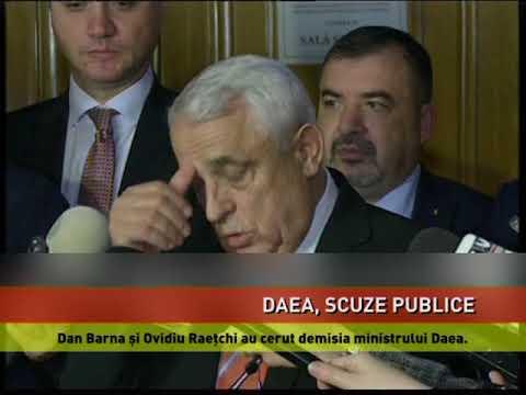Petre Daea, scuze publice după declarațiile despre Auschwitz