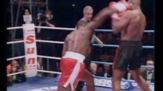 Frank Bruno Becomes World Heavyweight Champion