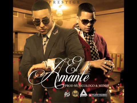 Daddy Yankee - El Amante feat. J Alvarez (Original) Dale Me Gusta