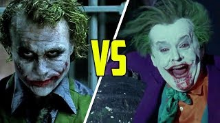 Video Why 'Dark Knight' is Better Than 'Batman' - Scene vs. Scene MP3, 3GP, MP4, WEBM, AVI, FLV September 2018