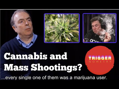 Links Between Mass Shootings and Weed