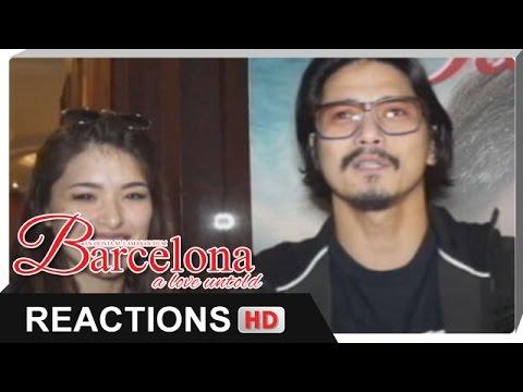 Reactions | Robin Padilla, Kylie Padilla | 'Barcelona: A Love Untold'