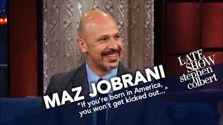 Video Maz Jobrani Has Been Directly Impacted By Trump's Travel Ban MP3, 3GP, MP4, WEBM, AVI, FLV Oktober 2018