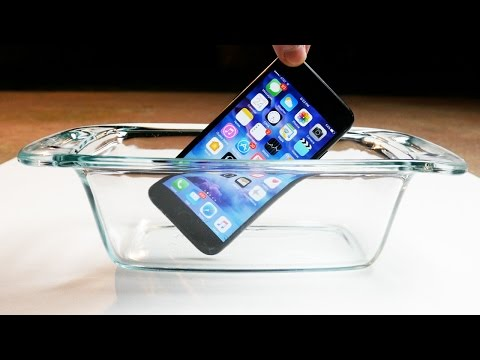 iPhone 7 vs World  s Strongest Acid