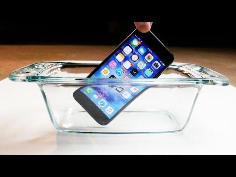 iPhone 7 vs World  s Strongest Acid