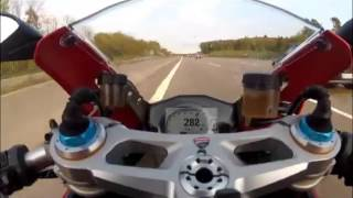 1. Ducati 1199 panigale s top speed