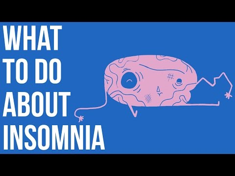 What is Insomnia and What You Can Do About It