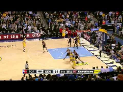Portland Trail Blazers 111 &#8211; Denver Nuggets 115