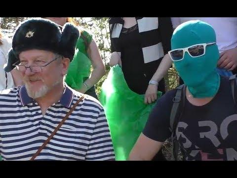 Чистомэн и Кузмич в Рускеала. Полная версия.