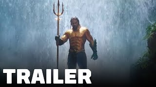 Video Aquaman Trailer (5 Minutes of Footage) MP3, 3GP, MP4, WEBM, AVI, FLV Februari 2019