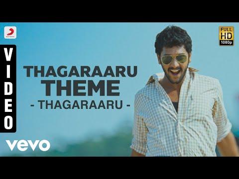 Download Thagaraaru - Thagaraaru Theme Video | Arulnitdhi, Poorna | Dharan Kumar HD Mp4 3GP Video and MP3