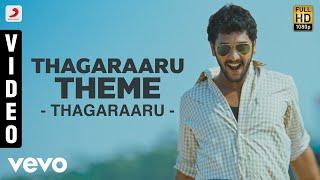Thagaraaru - Thagaraaru Theme Video | Arulnitdhi, Poorna | Dharan Kumar