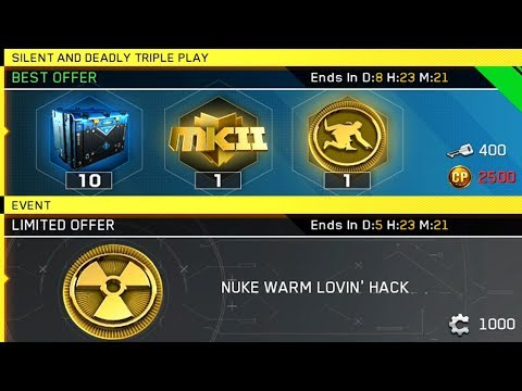 "*new* Silent & Deadly Triple Play + Nuke Warm Lovin' Hack | Epic Nv4 - ""honey B"" Returns"