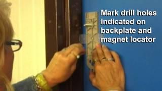 Detex EAX-300 Installation Video