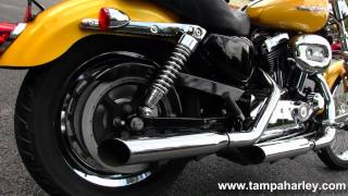8. Used 2006 Harley Davidson Sportster 1200 Custom  for Sale Price Specs