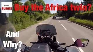 10. Why you should buy the 2017 Honda Africa Twin, what a bargain