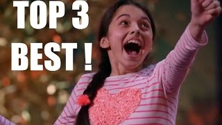 Video Top 3 BEST SINGING GOLDEN BUZZER AUDITIONS on AGT! MP3, 3GP, MP4, WEBM, AVI, FLV Januari 2019