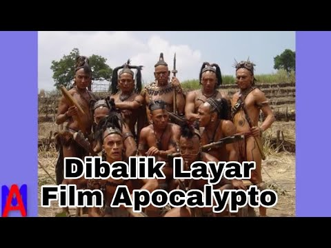 Dibalik layar film Apocalypto