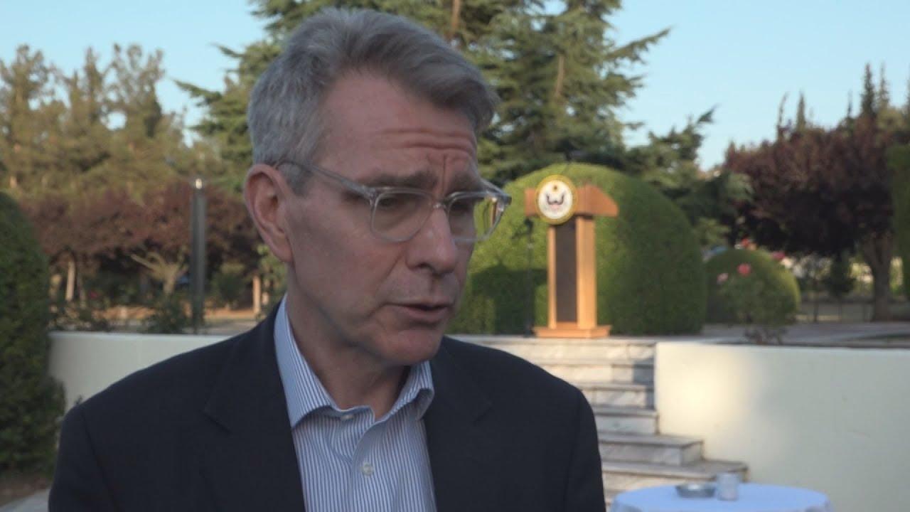 Τζ. Πάιατ: Μήνυμα στήριξης στις ελληνικές ενέργειες για Τουρκία