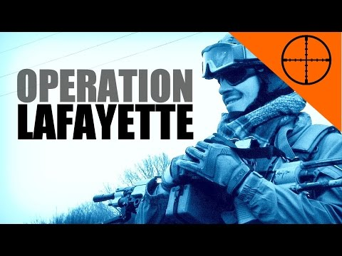 Lafayette - FRENCH AIRSOFT WAR 2013 NATO ACP1 = SMILE COMPANY & MSK TEAM FR : TTJ's POV caméras : DRIFT Innovation HD170 720p/30fps & GOPRO HERO 2 720p/30fps + SONY MIC ...