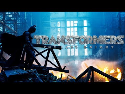 The Dark Knight (Transformers: The Last Knight Style)