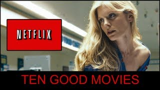 10 Good Movies On Netflix Watch Instantly - March 2013