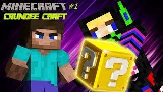 Welcome to Minecraft PC ProtoDemon # Noobalert!- Crundee Craft Server AGAIN!