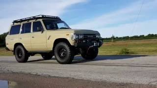 1989 fj62 v8 conversion full trail ready