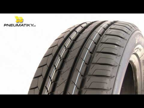 Youtube GoodYear Efficientgrip 235/50 R17 96 W Letní
