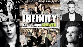 Download Lagu One Direction's Infinity ending 800x slower Mp3