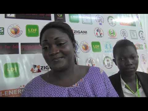 COTE D'IVOIRE : INTERVIEW DE MADAME DIAKITE PRÉSIDENTE DE L'ONG NID D'ESPOIR