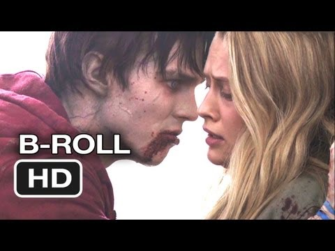 Warm Bodies B-Roll Behind the Scenes Footage