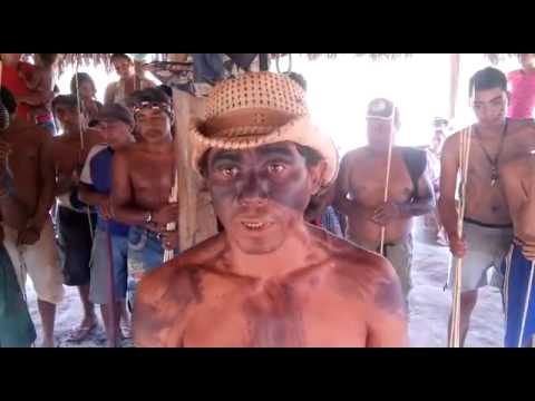 Índios Timbiras em Itaipava do grajaú solicitam melhorias na saúde e infraestrutura