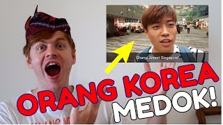 Video ORANG KOREA MEDOK???!!! SUMPAH!!! (Reaction Video) MP3, 3GP, MP4, WEBM, AVI, FLV Agustus 2018