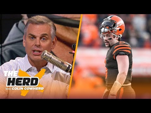 'I was wrong' about Raiders, Colin says Browns completely lack self-awareness   NFL   THE HERD