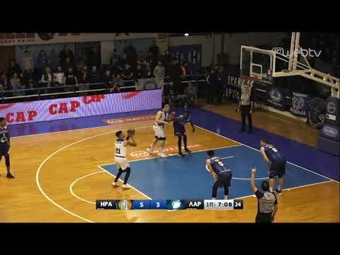 Basket League 2019-2020: ΗΡΑΚΛΗΣ – ΛΑΡΙΣΑ | 25/01/2020 | ΕΡΤ