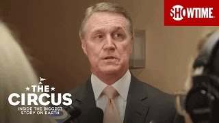 In this Sunday's episode of THE CIRCUS, co-host John Heilemann visits Senator David Perdue's district near Atlanta, where the Georgia Republican drew a vocal protest outside a fundraiser. The Senator has caught heat recently for not holding town hall meetings and answering questions from constituents about his support for the new president.Subscribe to THE CIRCUS YouTube channel: https://goo.gl/gfoZtdCome one, come all to THE CIRCUS: INSIDE THE BIGGEST STORY ON EARTH. This documentary series pulls back the curtain on the Trump administration after the 2016 presidential race, revealing the intense, inspiring and infuriating stories behind the headlines. Key characters and events are presented in real time, as they are happening. THE CIRCUS is a non-partisan, never-before-attempted take on one of the most fascinating and consequential political periods in modern American history. THE CIRCUS: INSIDE THE BIGGEST STORY ON EARTH is hosted by New York Times bestselling co-authors Mark Halperin and John Heilemann (Game Change and Double Down). Mark McKinnon returns in a producing role with special guest appearances. The real-time documentary series will follow the circus of American politics, political culture and government – capturing pivotal moments, featuring interviews with key figures, and offering critical analysis of the stories behind each week's headlines.