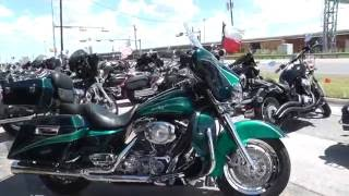 7. 950627 - 2005 Harley Davidson CVO Ultra Classic - Used motorcycles for sale