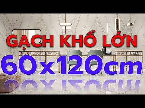 Gạch 60x120 nhập khẩu Ấn Độ giá rẻ sang trọng | Gạch 60x120 nhập khẩu.