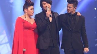 Vietnam Idol 2015 - Chung Kết & Trao Giải - Man in the mirror - Thanh Bùi ft Top 2, Viet nam Idol 2015, than tuong am nhac 2015, than tuong am nhac viet nam 2015