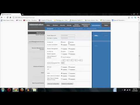 How to Configure a Linksys Router_Hálózati eszköz videók rendszergazdáknak. Heti legjobbak
