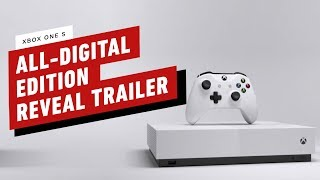 Xbox One S All-Digital Edition Console Reveal Trailer by IGN