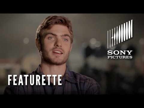 The 5th Wave (Featurette 'Meet Evan')