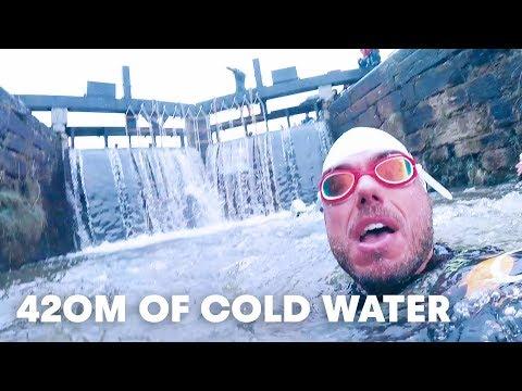 The world's toughest open water adventure race /w Ross Edgley. (видео)