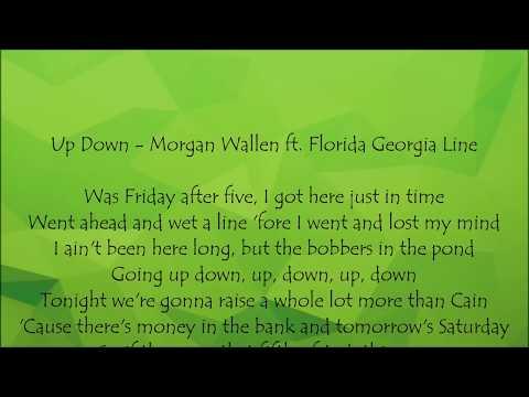 Video Up Down - Morgan Wallen ft. Florida Georgia Line Lyrics download in MP3, 3GP, MP4, WEBM, AVI, FLV January 2017