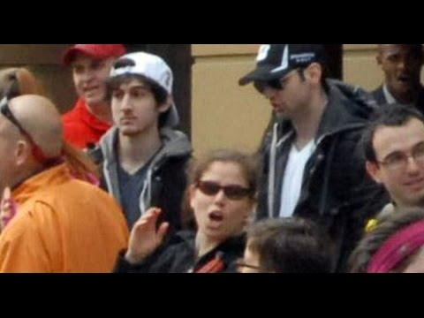 Boston Bombing Day 2 | How Authorities Found the Bombers in the Crowd