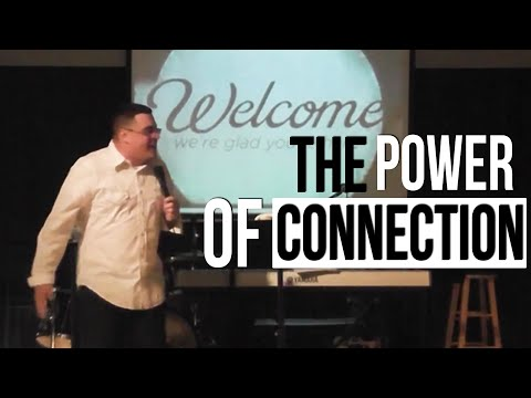 The Power Of Connection | Gabriel Castro