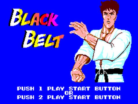Black Belt Master System