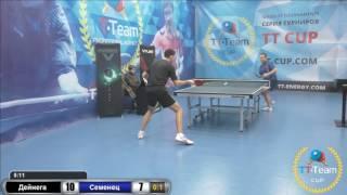 Дейнега К. vs Семенец А.