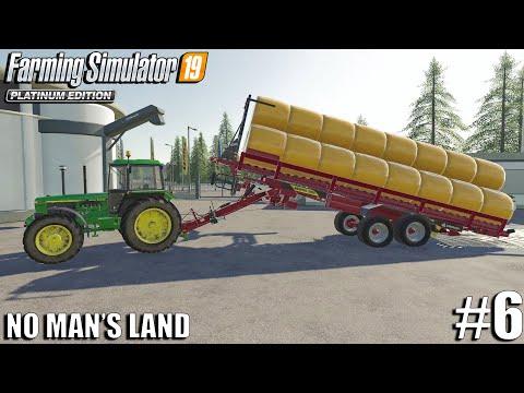 Big Profit | No Man's Land | Farming Simulator 19 | Episode 6